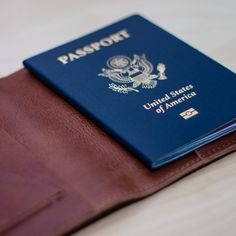 First things first: If you don't have a passport yet, apply for one now.