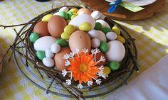 ægge dekoration, pynt med æg, grand cru smørebrik,  Rosendahl Design Group