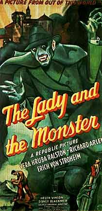 The Lady & the Monster, 1944