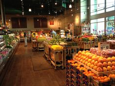 The Fresh Market South Beach Produce