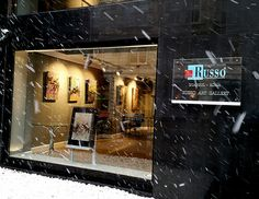 Istanbul in snow... Enrico Benetta / Selected works Russo Art Gallery İstanbul​  Boğazkesen Cad. 21/A Tophane-Istanbul