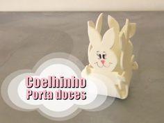 DIY.: Coelhinho Porta Doces