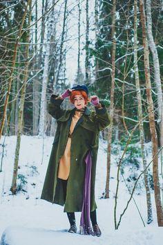 Anastasia Anya Cosplay Dress Costume Princess by PhoenixCardinal