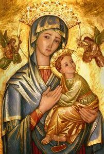 O poder que a Virgem Maria tem sobre ns, nossos corpos e nossas almas.