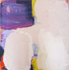 LITTLE ONES - Little Ones _ 12 - original acrylic abstract painting by Claire Desjardins