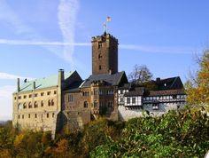 Wartburg castle  (Eisenach, Thuringia, Germany)