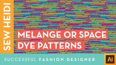 Convert Images to Vector In Illustrator Using Image Trace (Live Trace) & Create a Repeating Pattern Convert Image To Vector, Career In Fashion Designing, Adobe Illustrator Cs6, Fashion Design Template, Texture Images, How To Gain Confidence, Repeating Patterns, Templates, Illustration