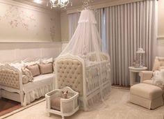Baby Bedroom, Baby Room Decor, Nursery Room, Baby Room Design, Home Room Design, Luxury Nursery, Pretty Bedroom, Baby Furniture, Kid Beds