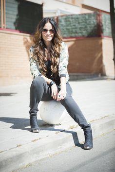 SUDADERA-TACONES-DENIM- #Style #Streetstyle #Fashionista #Blogger #StyleBlog #Clothing #Lookbook #WomensFashion #FBloggers #Blogging #StyleBlogger #Clothes #estampado #girl #sudadera #Tacones #denim