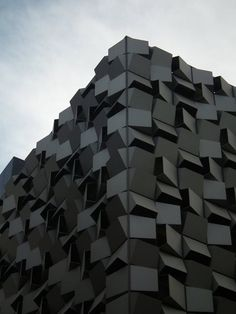 Exterior Building Wall Architecture | #wallcandy