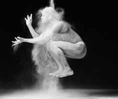 """""""In my photography, time is stopped, a split second becomes an eternity, and an ephemeral moment is solid as sculpture."""" Lois Greenfield, photo of Sam Mosher"""