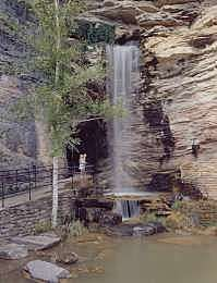 Hurricane River Cave located in northwest Arkansas on Highway 65, about 50 minutes south of Branson, MO