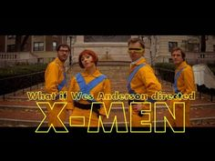 """""""What if Wes Anderson directed X-Men?"""" The title pretty much covers it. Watch the behind-the-scenes video here:..."""