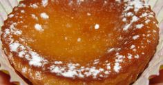 Ingredientes: 300g de açúcar 2 ovos 100g de farinha de trigo 50g de margarina 500 ml de iogurte natural Bata o açúcar com os ov...