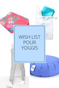Wish list des Yoggis  #yogainspiration #wishlist