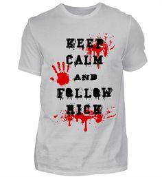 Shirtee.de Basic Shirts, Keep Calm, Mens Tops, Fashion, Movie, Moda, Stay Calm, Fashion Styles, Relax