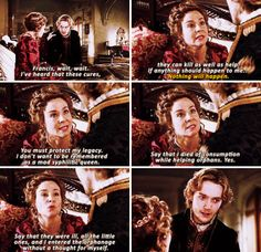 Catherine and Francis #Reign
