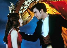 "Nicole Kidman y Ewan McGregor en ""Moulin Rouge"", 2001"