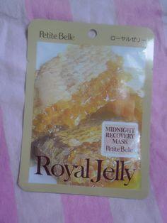 ♥ Unikitty Korean Beauty ♥: ♥ Petite Belle Midnight Recovery Mask (Royal Jelly...