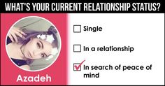 What's your current relationship status? Find out now!