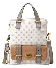 Fossil Handbag, Mason Tote - Handbags & Accessories - Macy's