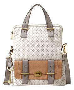 Fossil Handbag, Mason Tote - Handbags & Accessories - Macy's