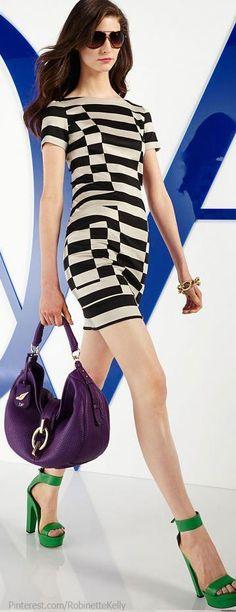 Diane von Furstenberg | Resort 2014♥✤ | Keep the Glamour | BeStayBeautiful