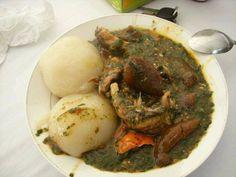 """Ivorian Food named """"PLACALI"""" so good hummmm"""