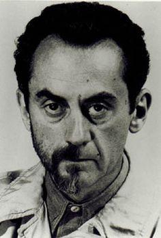 Man Ray: Self-Portrait with Half Beard, 1942
