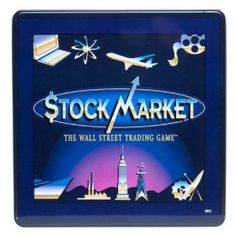 Mitt Romney Stock Market Board Game: I love to play this with my closest friends.