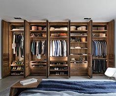 Relief wardrobe system