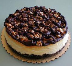 Jack Daniels Cheesecake