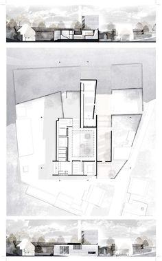 1. Preis Bereich Architektur: © Angelina Kuhnert: