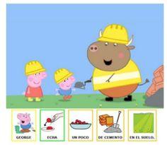 Peppa Pig, Spanish Alphabet, 3rd Birthday, Family Guy, Tea, Scooby Doo, Activities, Livros, Activities For Autistic Children