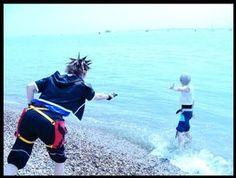 Kingdom Hearts- Take My Hand by tealpirate