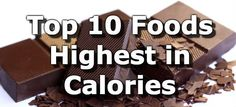 What are healthy high calorie foods to gain weight? Healthy high-calorie foods include nuts, seeds, dark chocolate, dried fruit, avocados, whole grains, milk, dairy, eggs, fish, and meats. The amount of calories a person needs depends on their age, gender, activity level, and muscle mass. The DV for calories is 2000 calories.