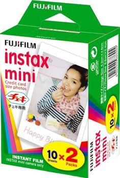 Fuji Instax Film Single Pack