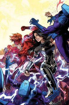 Titans #13 - Dan Mora