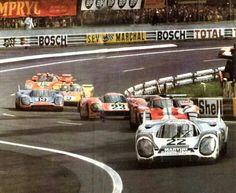 Le Mans  1 9 7 1