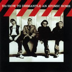 2.) How To Dismantle An Atomic Bomb - U2. It's difficult to pick just one U2 album to put on this list. I think this one is the one though. I'd say this is their most 'rocking' album they've put out. However, that doesn't stop Bono from spewing deep lyrics and The Edge's awesome riffs.  Standout Tracks: City Of Blinding Lights, Yahweh
