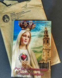 Ya recibimos el #LibroDelCentenario un verdadero tesoro con todos los detalles de las apariciones de la Virgen de Fátima y los secretos revelados! Quieres un ejemplar? Envía tus datos aquí: http://ift.tt/2vl1mKf  Los Heraldos del Evangelio Guatemala te escribirán. #CentenarioDeFátima #LaPatronaDeCnG