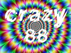 Crazy 88 is een doldwaas spel waarbij de deelnemers zelfstandig opdrachten vervullen die punten opleveren. Elk team heeft een smartphone waarmee de opdrachten worden vastgelegd per foto of video. Ook zijn er opdrachten die live door een jury beoordeeld kunnen worden. Uiteraard wint het team met de meeste punten.  Doelgroep: 12+,16+,18+ kamp, kampspellen, spellen, groepen, zomerkamp, team, groep 8, zomer, bosspel, tieners, samenwerking, spelbeschrijving Minute To Win It, Neon Signs, School
