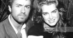 brooke-shields-and-george-michael-picture-id97280155 (1024×880) | ...Interesting Photos & Snapshots | Pinterest | Photos, Brooke shields and Pictures