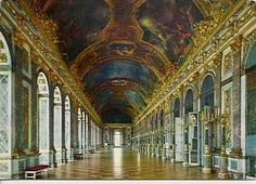 mirror room at Versailles. just one of the most precious areas of the palace! Versailles Hall Of Mirrors, Versailles Paris, Treaty Of Versailles, The Places Youll Go, Great Places, Places To See, Beautiful Places, Amazing Places, Paris France