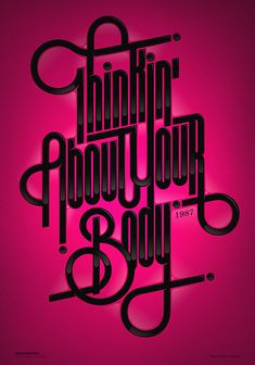 André Beato is a Portuguese Graphic designer & Illustrator, born in Lisbon and currently based in London. André took a BA Graphic Design and a MA Design Cool Typography, Typography Letters, Graphic Design Typography, Hand Lettering, Lettering Ideas, Serif, Inspiration Typographie, Type Illustration, Design Graphique