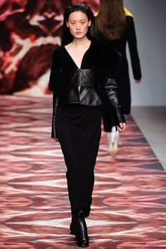 Osman | Fall 2012 Ready-to-Wear Collection | Vogue Runway