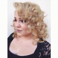 My first visit at Carlton Hair.  Hair by Michelle Barr at Carlton Hair Academy