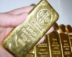 Shiny, shiny gold