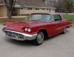 208 best 1958 60 thunderbirds images antique cars retro cars rh pinterest com