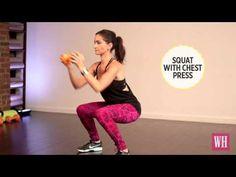 Buďte fit vďaka drepom: 20 variácií, s ktorými si vytvarujete boky a zadok - Pluska.sk